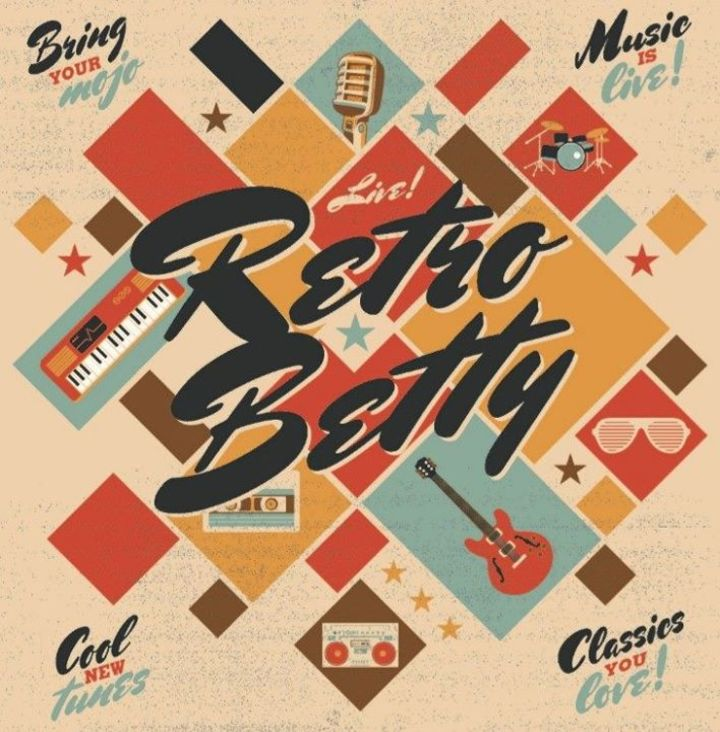 Retro Betty Tour Dates