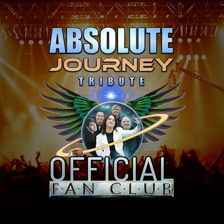 Absolute Journey Tribute Official Fan Club Tour Dates