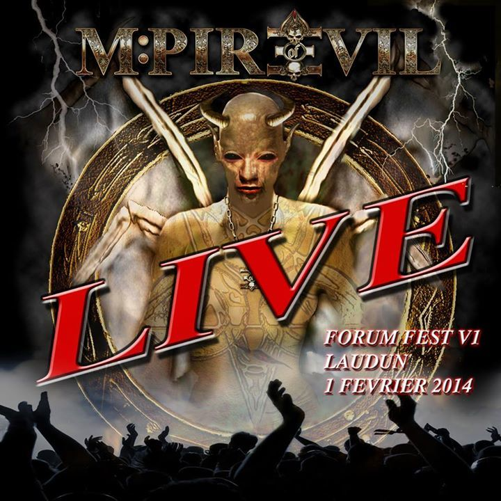 M:pire of Evil -Greek Hellspawn Tour Dates