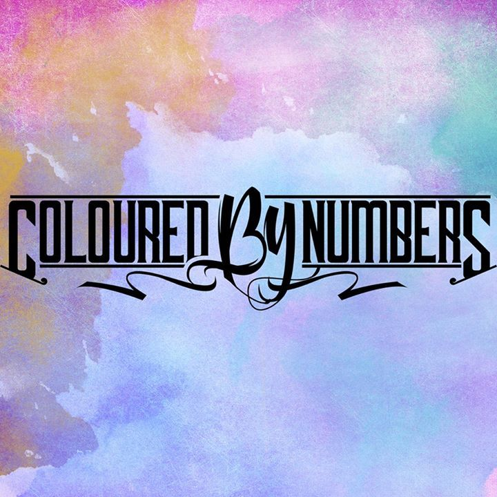 Coloured By Numbers Tour Dates