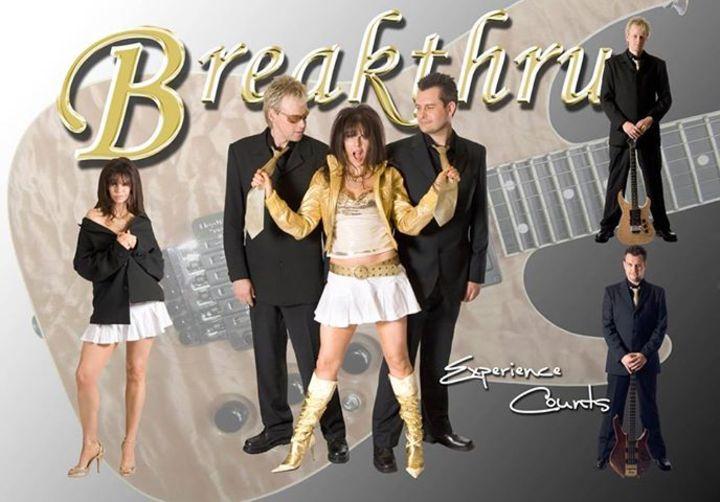 Breakthru Tour Dates