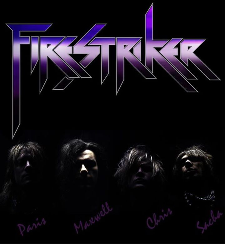 Firestriker Tour Dates