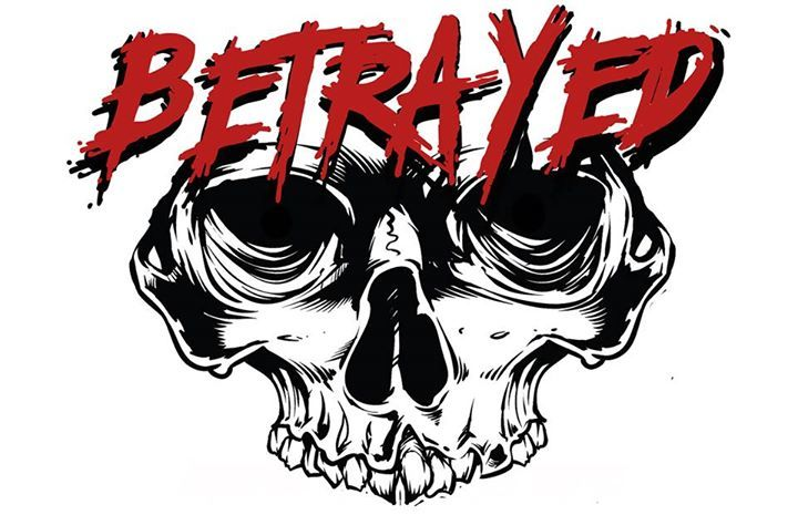 Betrayed by the Bullet Tour Dates