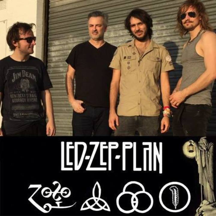 The Led Zep Plan Tour Dates