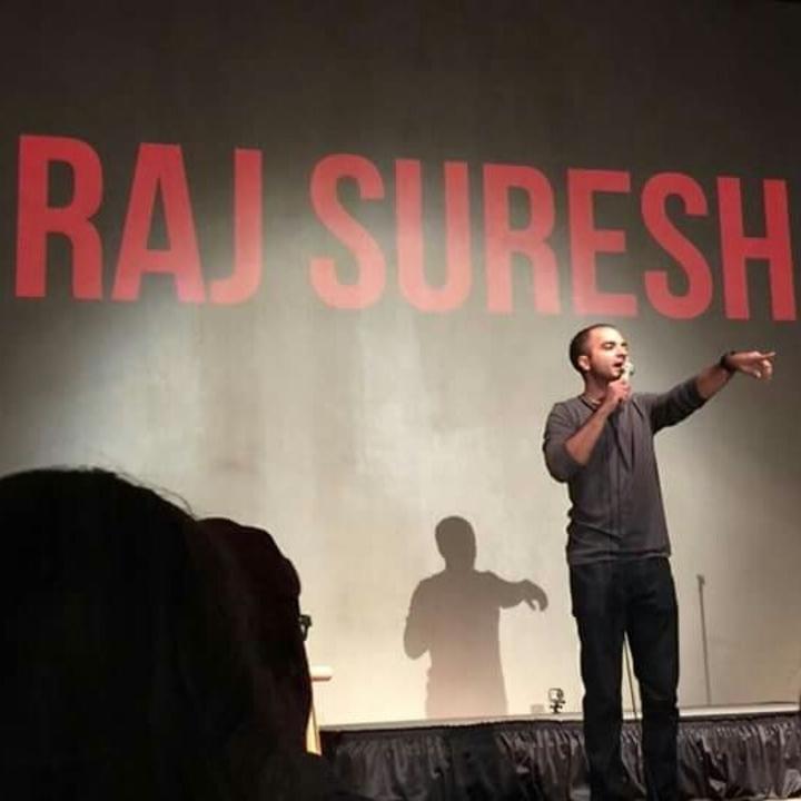 Raj Suresh - Comedian @ Cherokee Casino - West Siloam Springs, OK