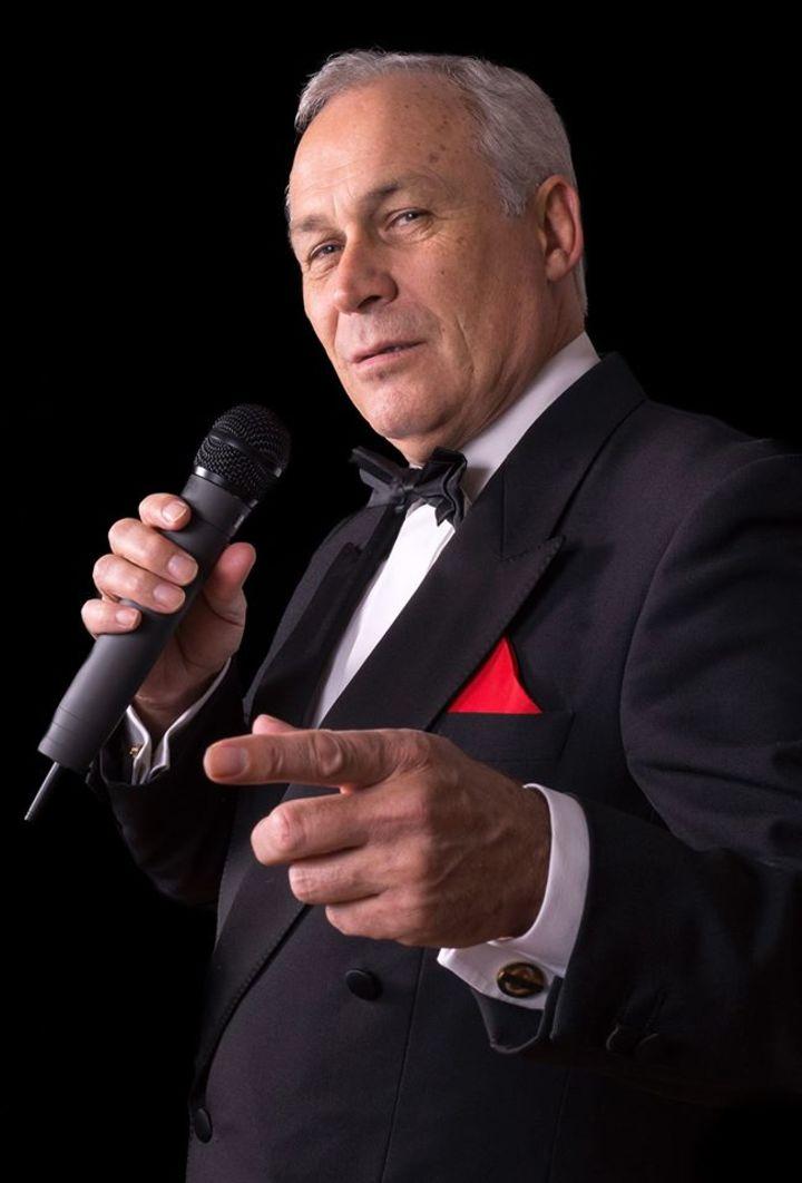 Mel Peake Swing Sinatra Tour Dates