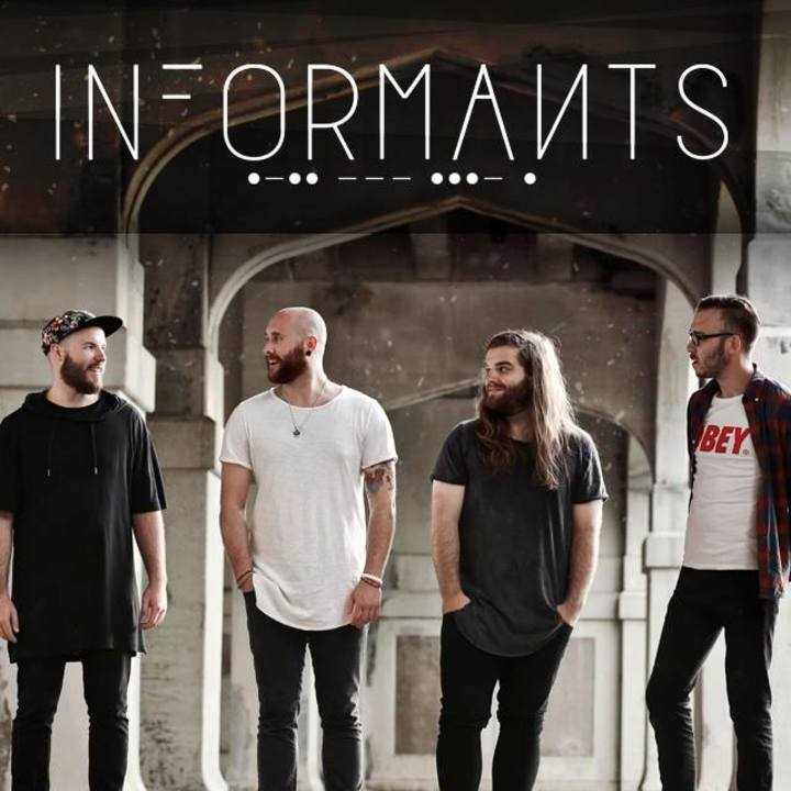 Informants Tour Dates