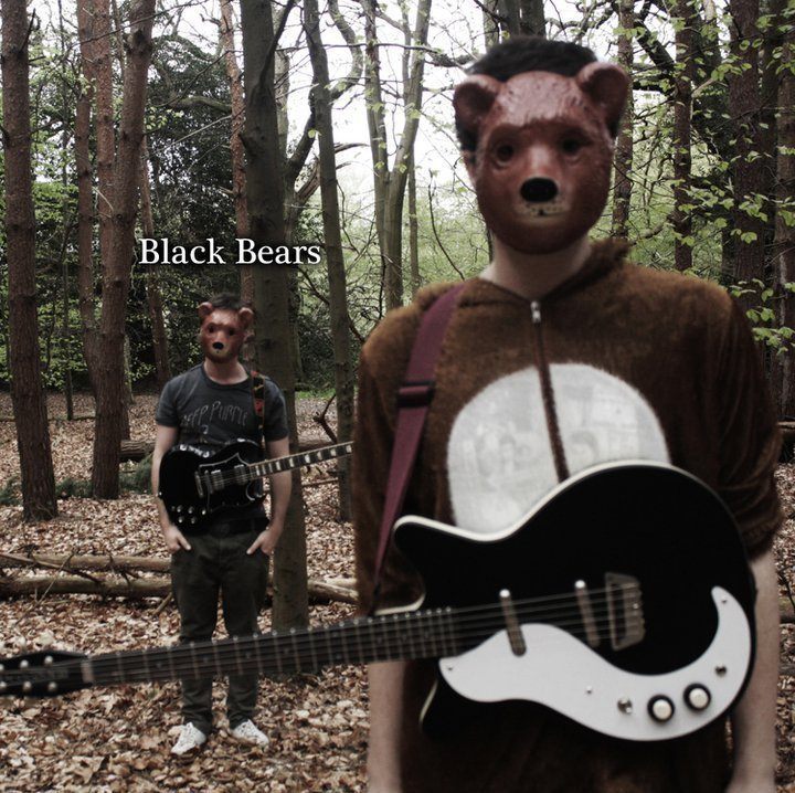 Black Bears Tour Dates