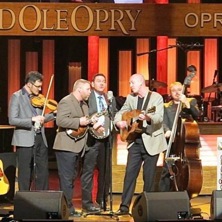 Joe Mullins and The Radio Ramblers @ Silver Dollar City's Bluegrass & BBQ - Branson, MO
