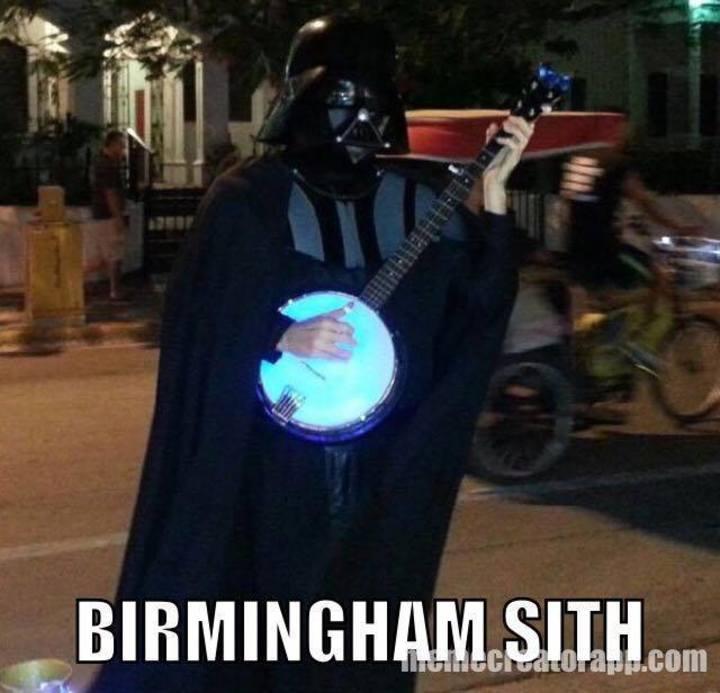 Birmingham Six Tour Dates