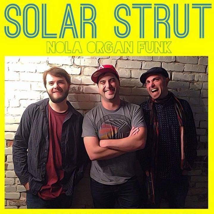 Solar Strut Tour Dates