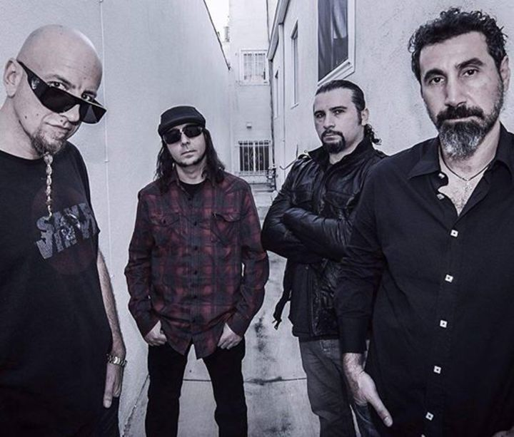 System of a Down in Latinoamerica Tour Dates