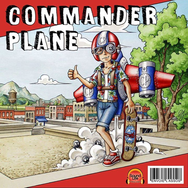 Commander Plane Tour Dates