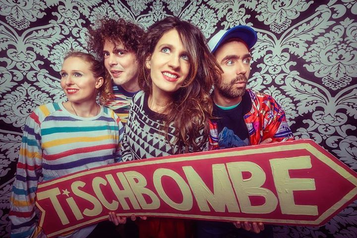 Tischbombe Tour Dates