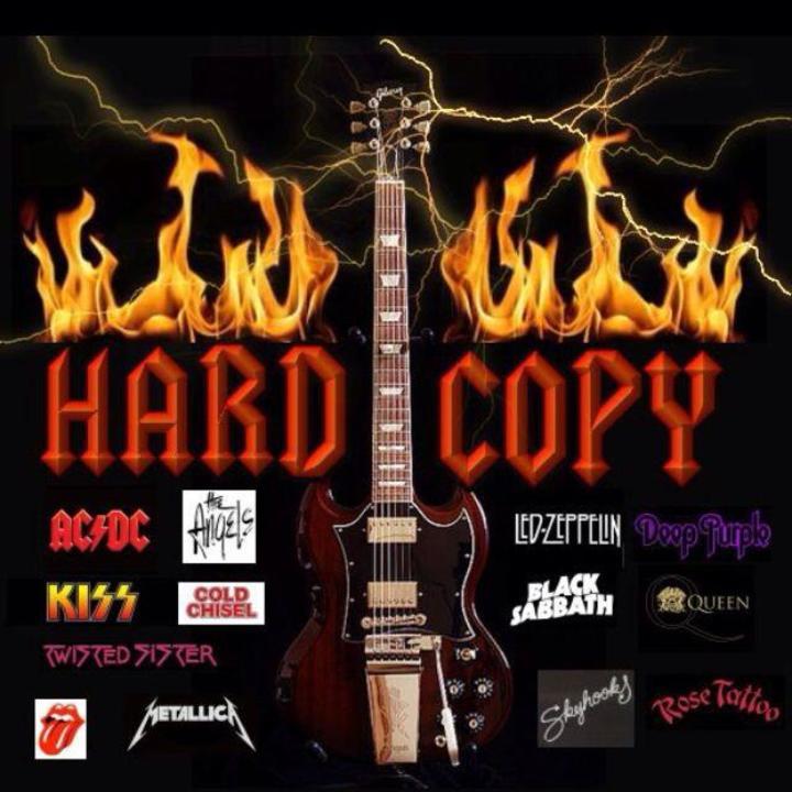 HARDCOPY Tour Dates