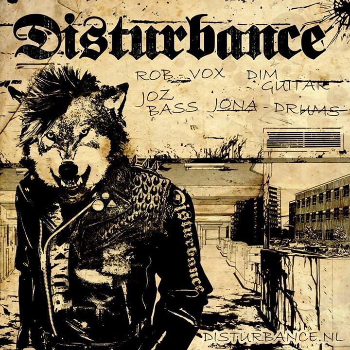 Disturbance Punk Tour Dates