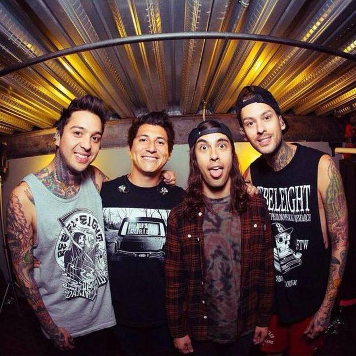 Pierce the Veil - Life Savers Tour Dates