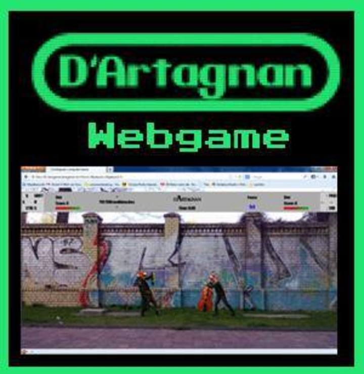 d'Artagnan Tour Dates