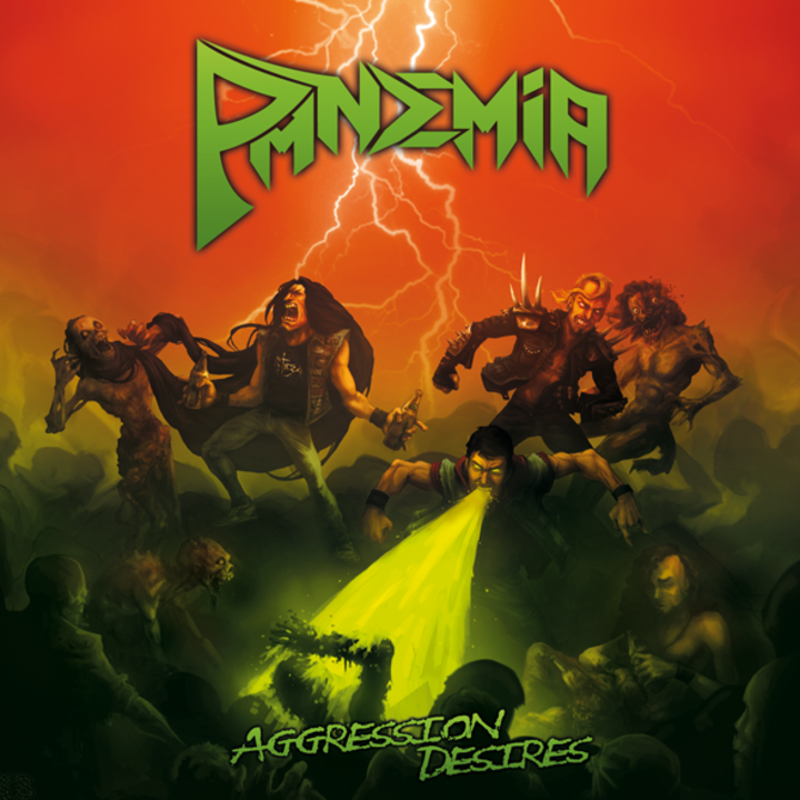 Pandemia Thrash Metal Tour Dates