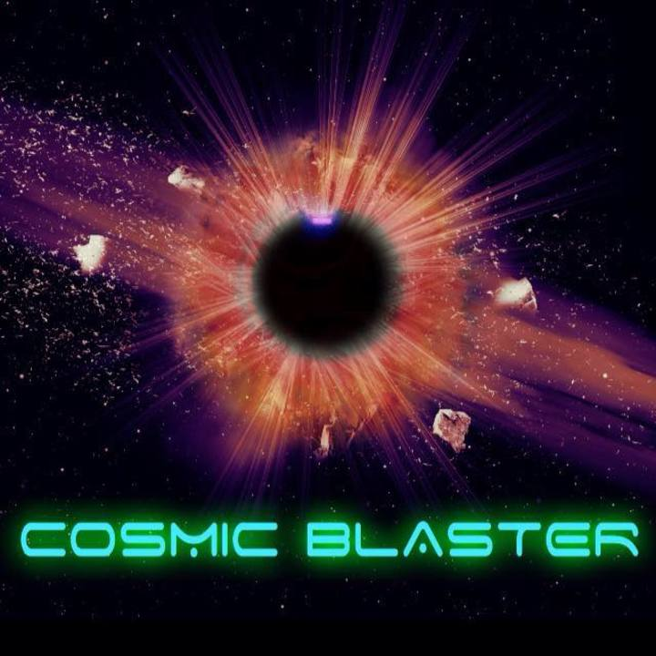 Cosmic Blaster Tour Dates