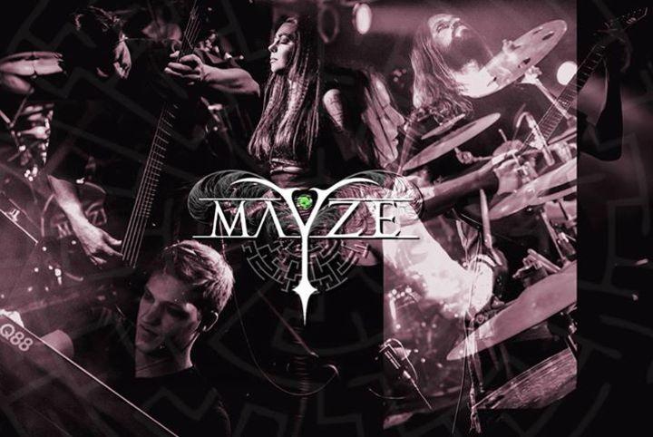 Mayze Tour Dates