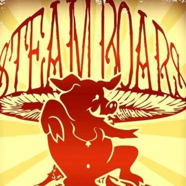 The Steam Boars Tour Dates