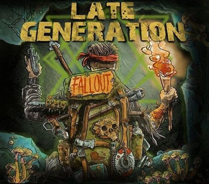 LateGeneratioN Tour Dates