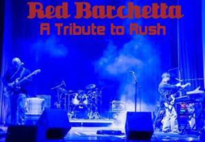 Red Barchetta Rush Tribute Band @ Double Door Inn - Charlotte, NC