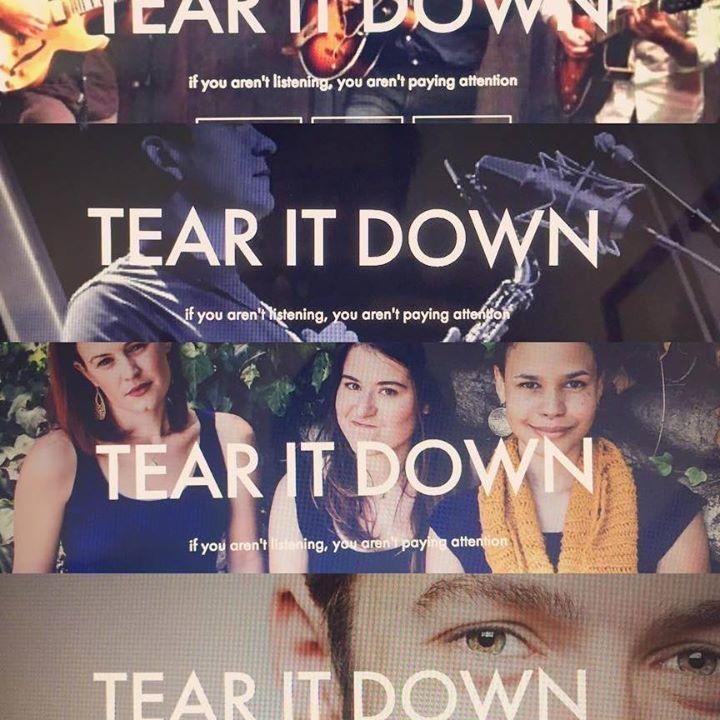 Tear It Down Tour Dates