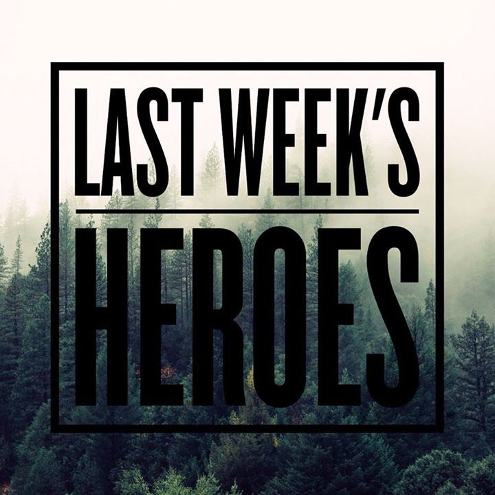 Last Week's Heroes Tour Dates