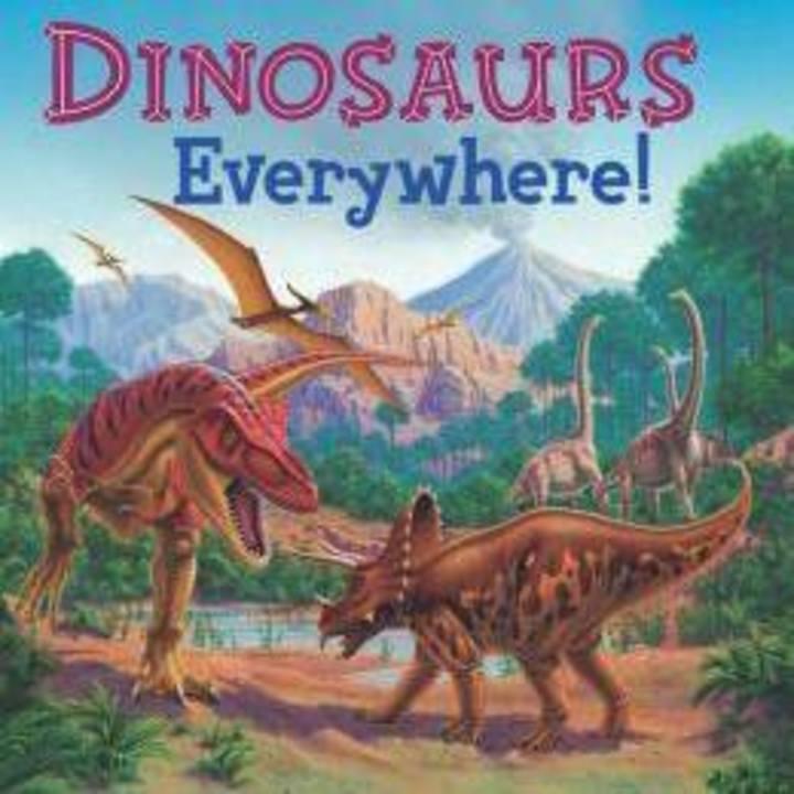 Dinosaurs Everywhere Tour Dates