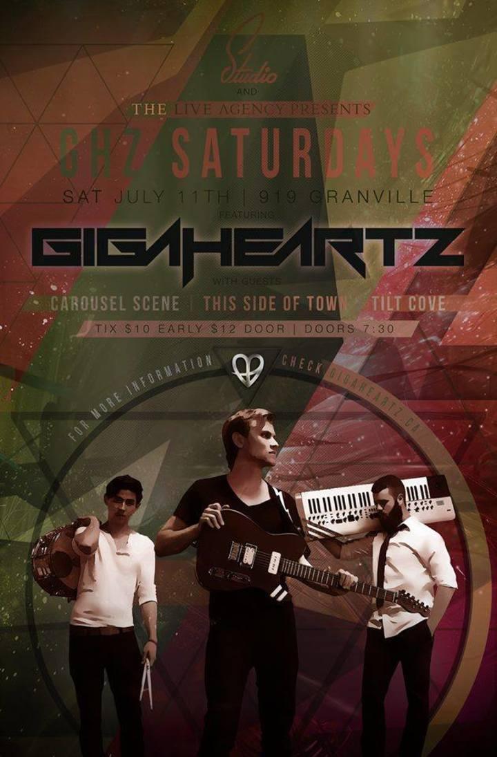 Gigaheartz Tour Dates
