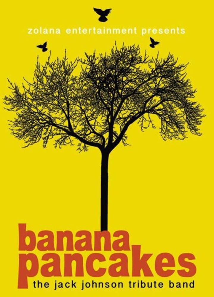 Banana Pancakes Tour Dates