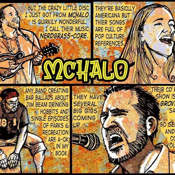 McHalo Tour Dates
