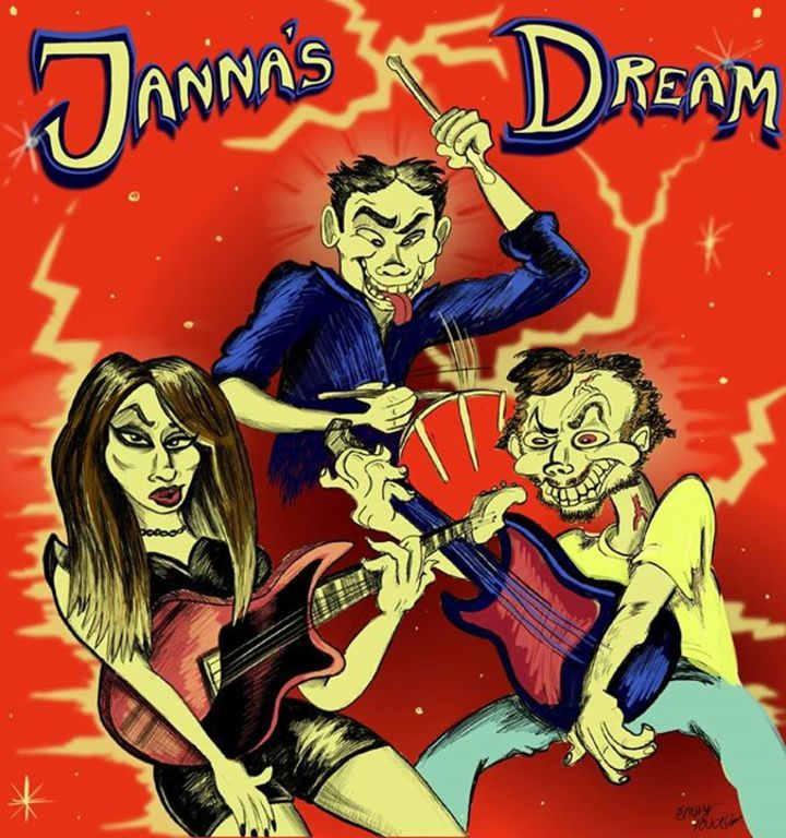 Janna's Dream Tour Dates