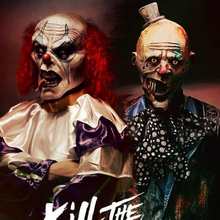 Kill the clowns Tour Dates
