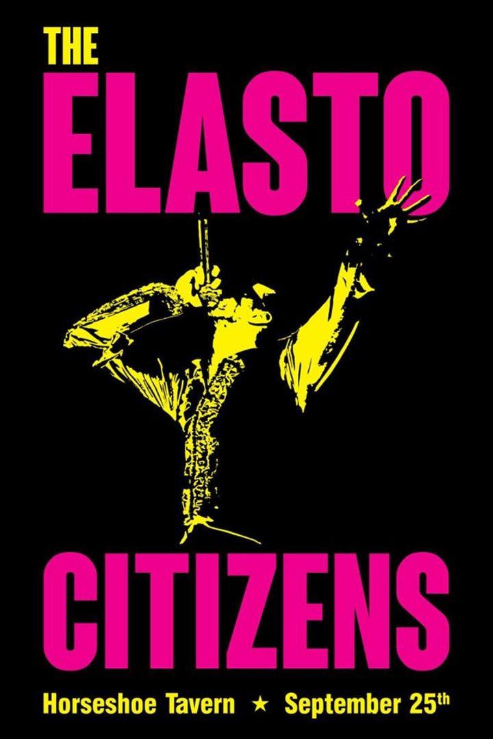 The Elastocitizens Tour Dates