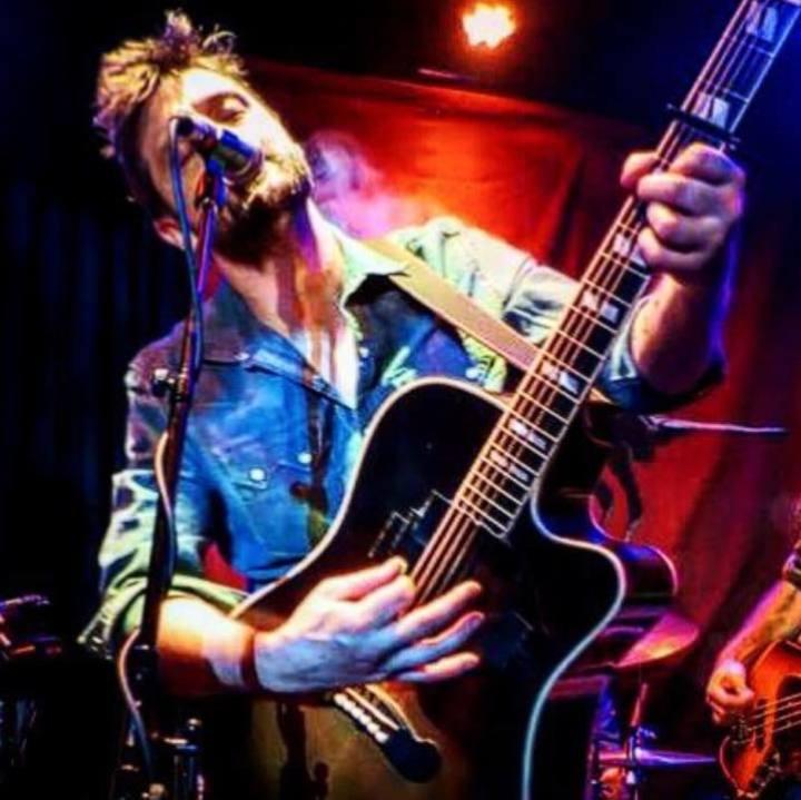 Shane Nicholson @ The Pub - Tamworth, Australia