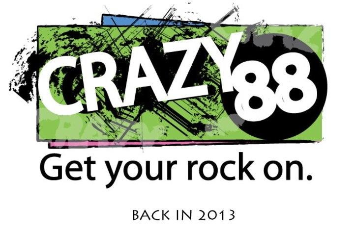 Crazy 88 Tour Dates