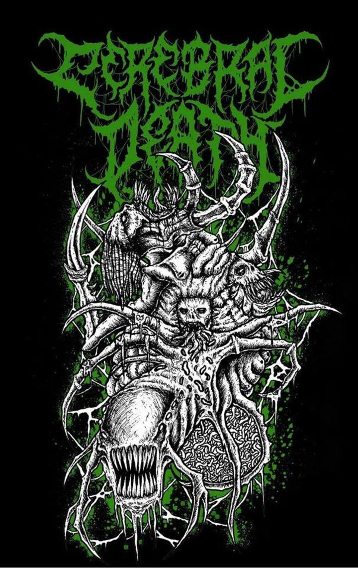 Cerebral Death Tour Dates