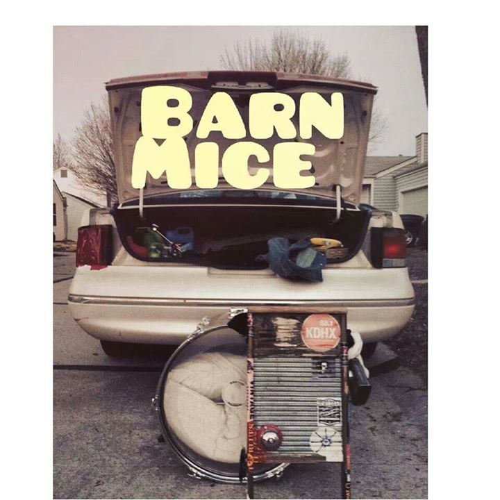 The Barn Mice Tour Dates