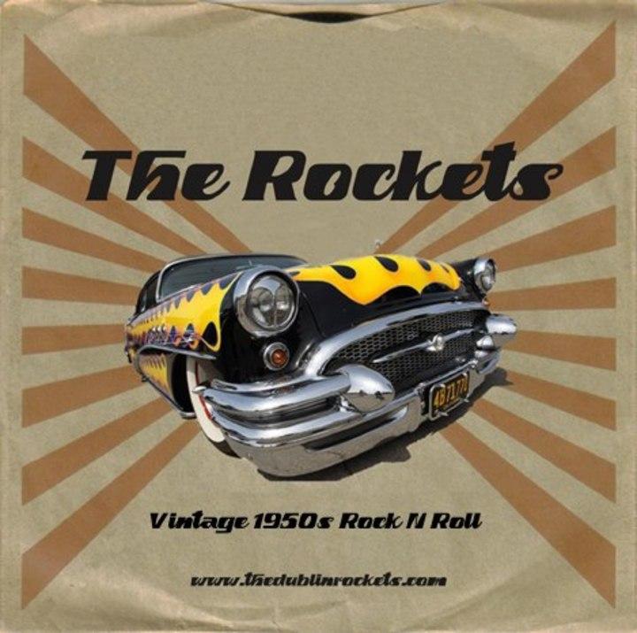 The Rockets (1950s) Tour Dates