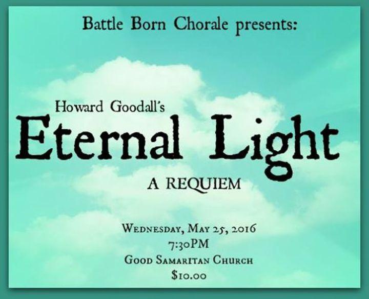 Battle Born Chorale Tour Dates