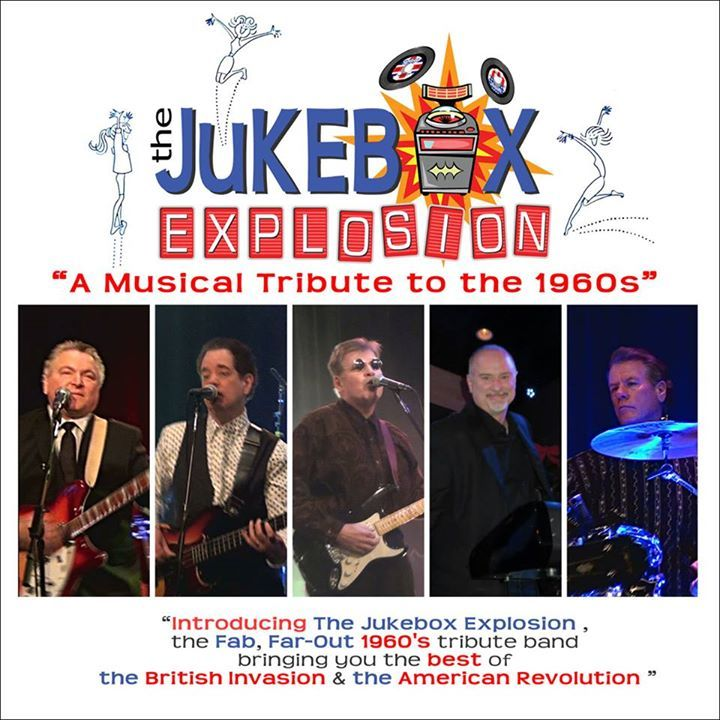 The Jukebox Explosion Tour Dates