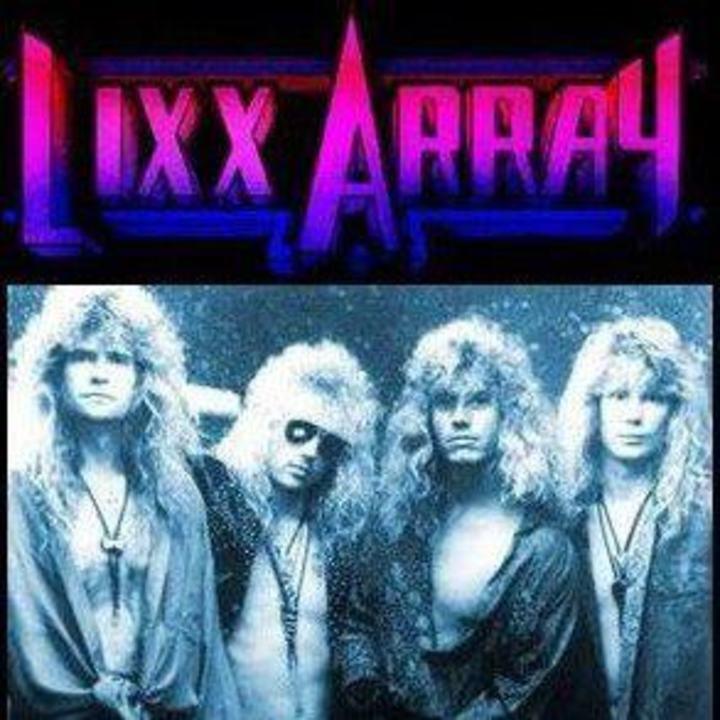 Lixx Array Tour Dates