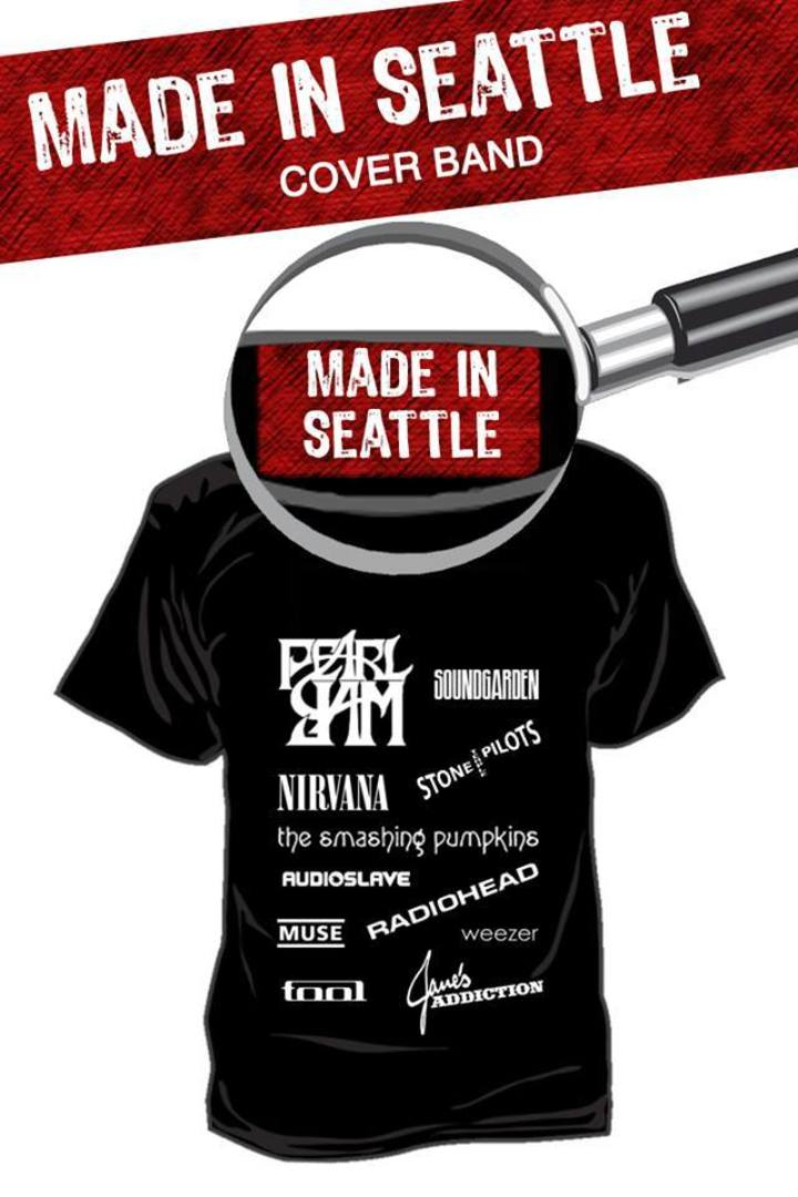 Made in Seattle Tour Dates