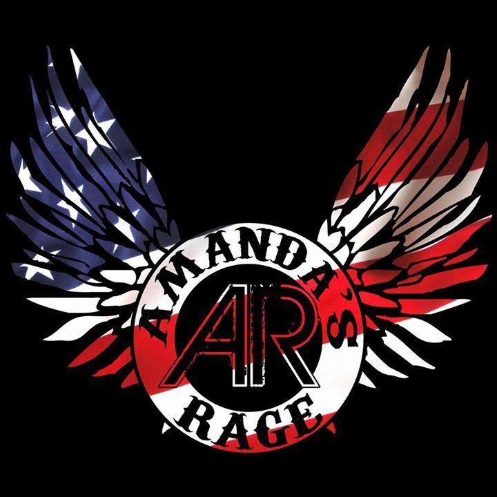 Amanda's Rage Tour Dates