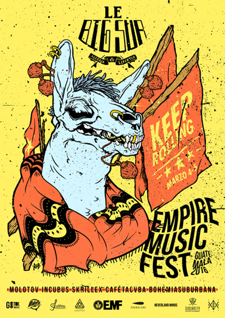 Le Big Sur Tour Dates