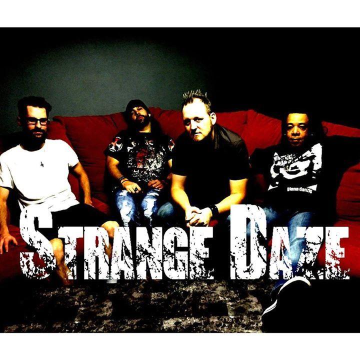 Strange Daze Tour Dates