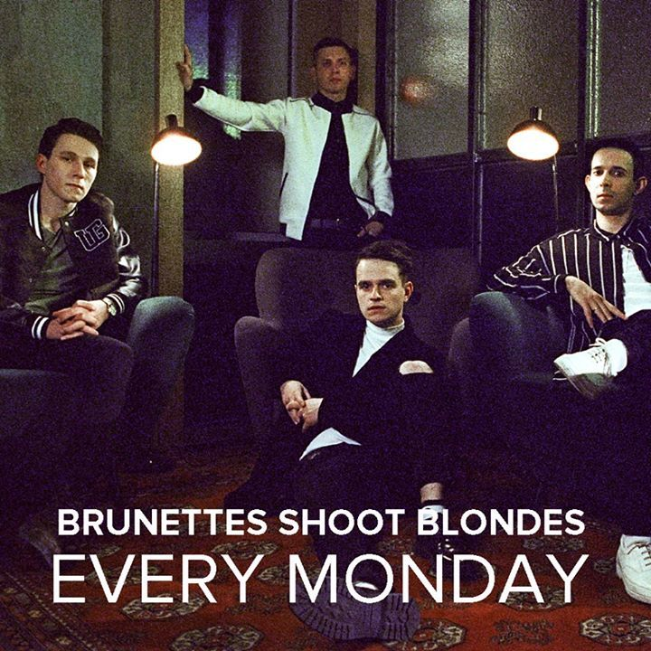 Brunettes Shoot Blondes Tour Dates